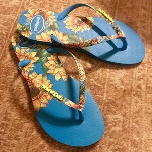 Havaianas Limited Edition - Size 6 - Brand New